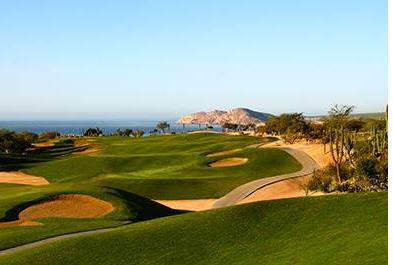 Cabo Real Golf Course 18 Holes Morning-101