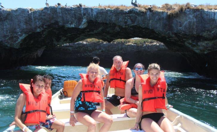 Snorkel And Sailing Marietas