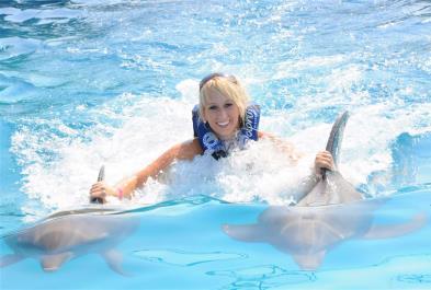 Tours in Puerto Vallarta Dolphin Royal Swim