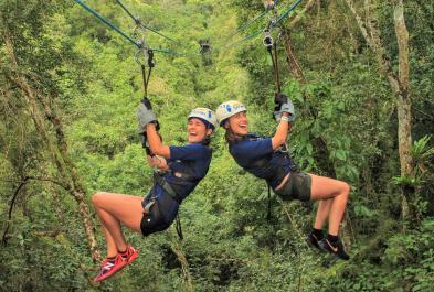 Tours in Puerto Vallarta Outdoor Zip Line Adventure