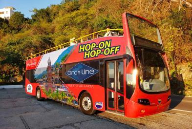 Tours in Puerto Vallarta Hop On Hop Off 1 Day