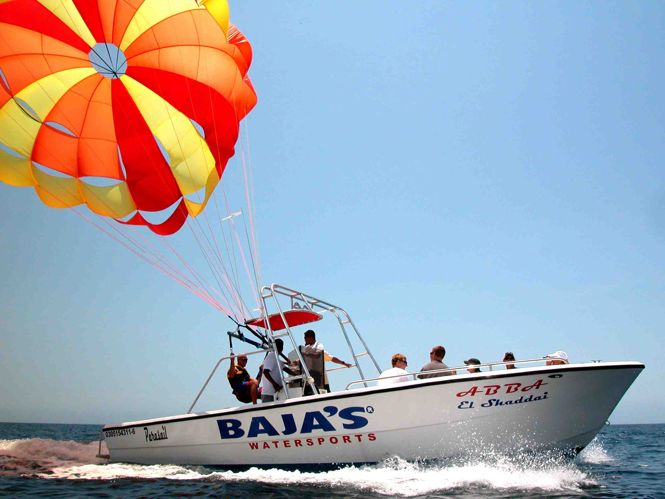 Parasailing Single-14