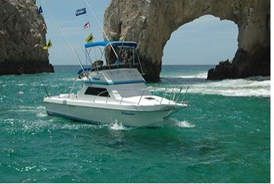 Los Cabos Activities and Sightseeing - Cabo Sport Fishing On A Private 28 Boat Full Day