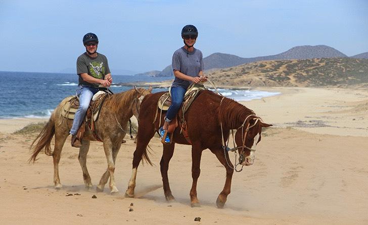 1 Double Atv & 2 Horses-214