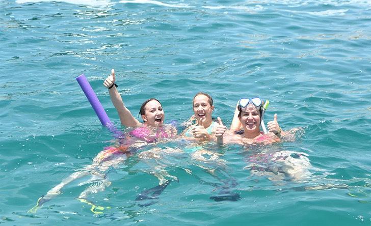 Snorkeling Eco-240