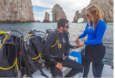 Los Cabos Activities and Sightseeing - Beginner Scuba (1 Tank)