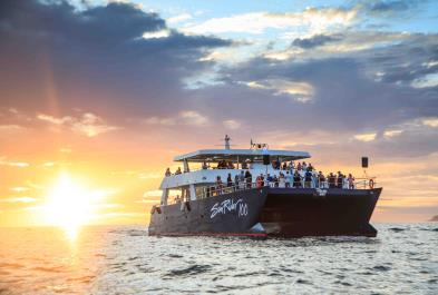 Los Cabos Activities and Sightseeing - Sunset Cruising Restaurant