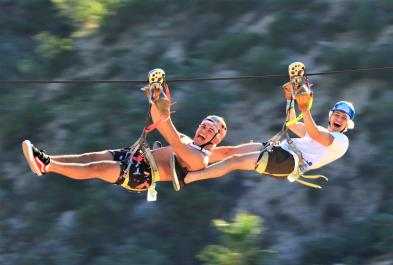 Los Cabos Activities and Sightseeing - Zip Lines Canopy Adventure