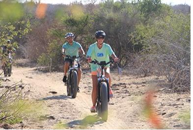 Los Cabos Activities and Sightseeing - Electric Bike Beach Adventure