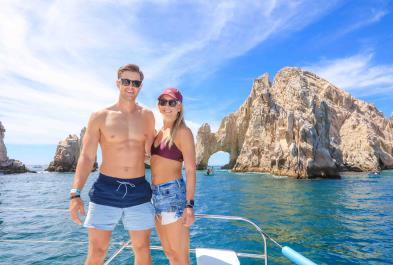 Los Cabos Activities and Sightseeing - Luxury Day Sailing Tour