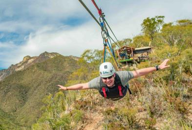 Los Cabos Activities and Sightseeing - Outdoor Zip Line Adventure Tour