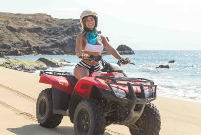 Los Cabos Activities and Sightseeing - Migriño Single Atv Tour