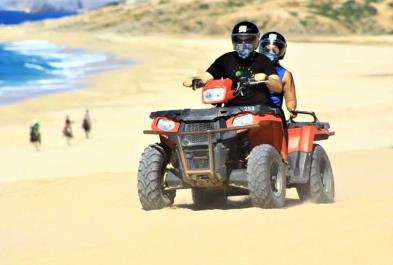 Los Cabos Activities and Sightseeing - Migriño Double Atv Tour