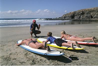 Los Cabos Activities and Sightseeing - Surfing Cerritos