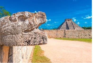 Tours in Cancún and Riviera Maya Chichen Itza Mayan Wonder