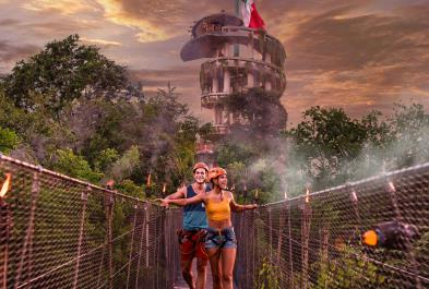 Tours in Cancún and Riviera Maya Admission To Xplor Fuego