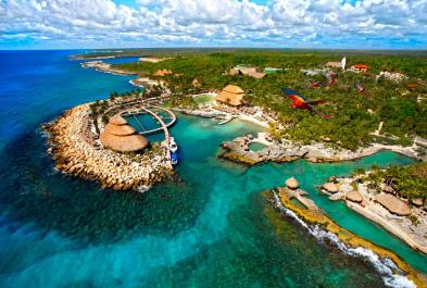 Tours in Cancún and Riviera Maya Admission To Xcaret Basic