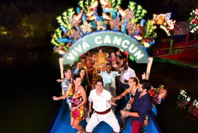Tours in Cancún and Riviera Maya Admission To Xoximilco