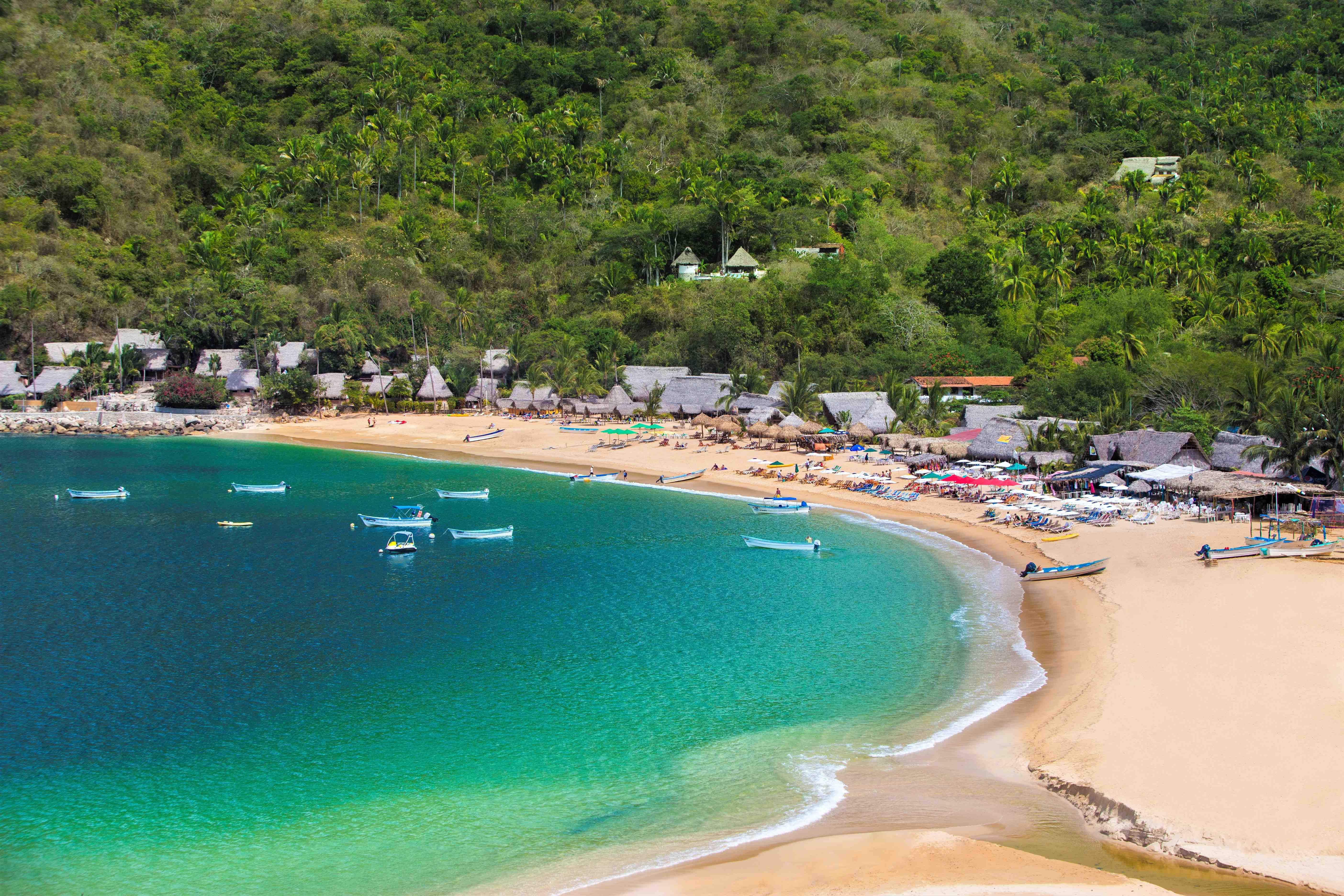Yelapa And Majahuitas Tour - Last Minute Tours in Puerto Vallarta