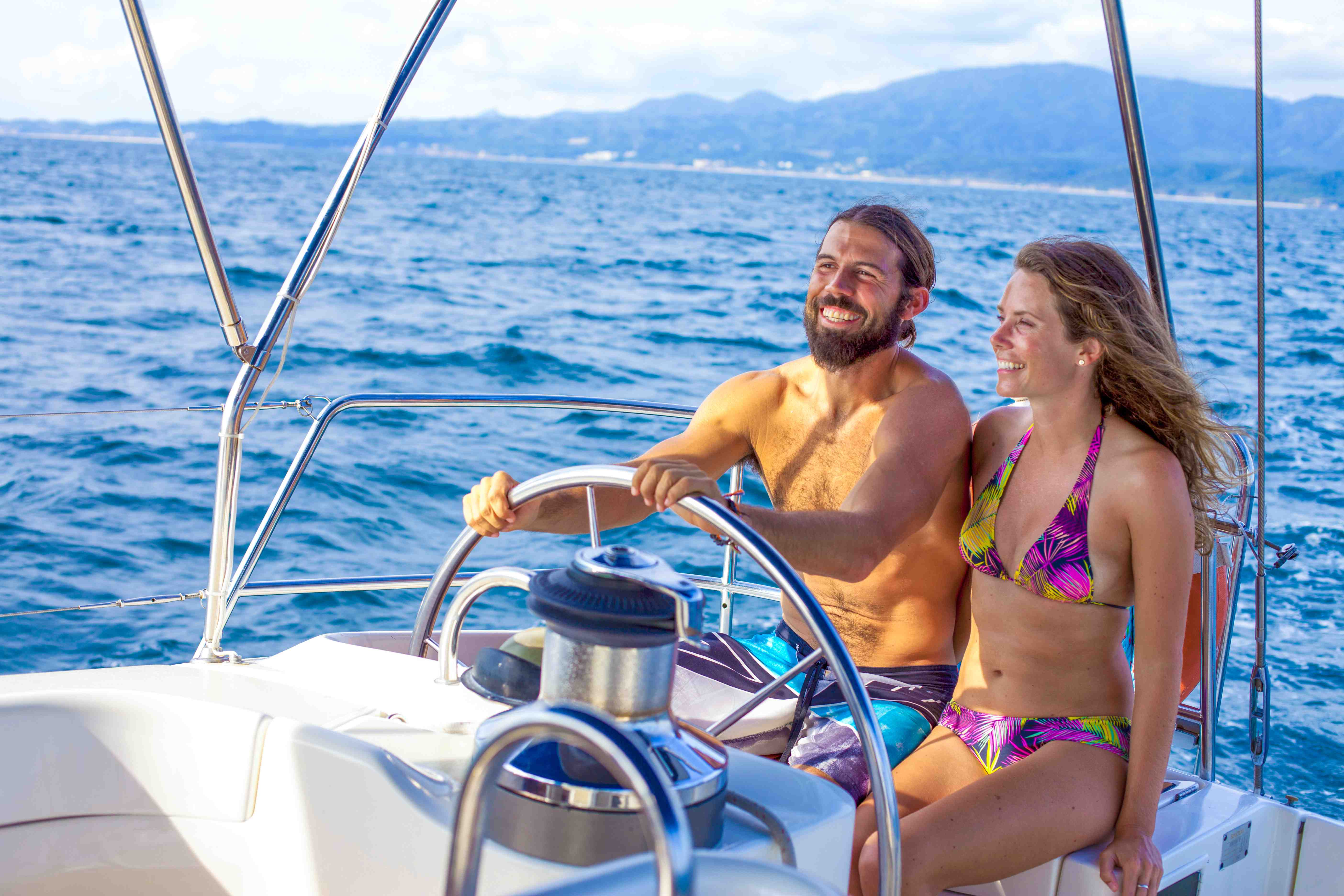 Luxury Sailing - Last Minute Tours in Puerto Vallarta