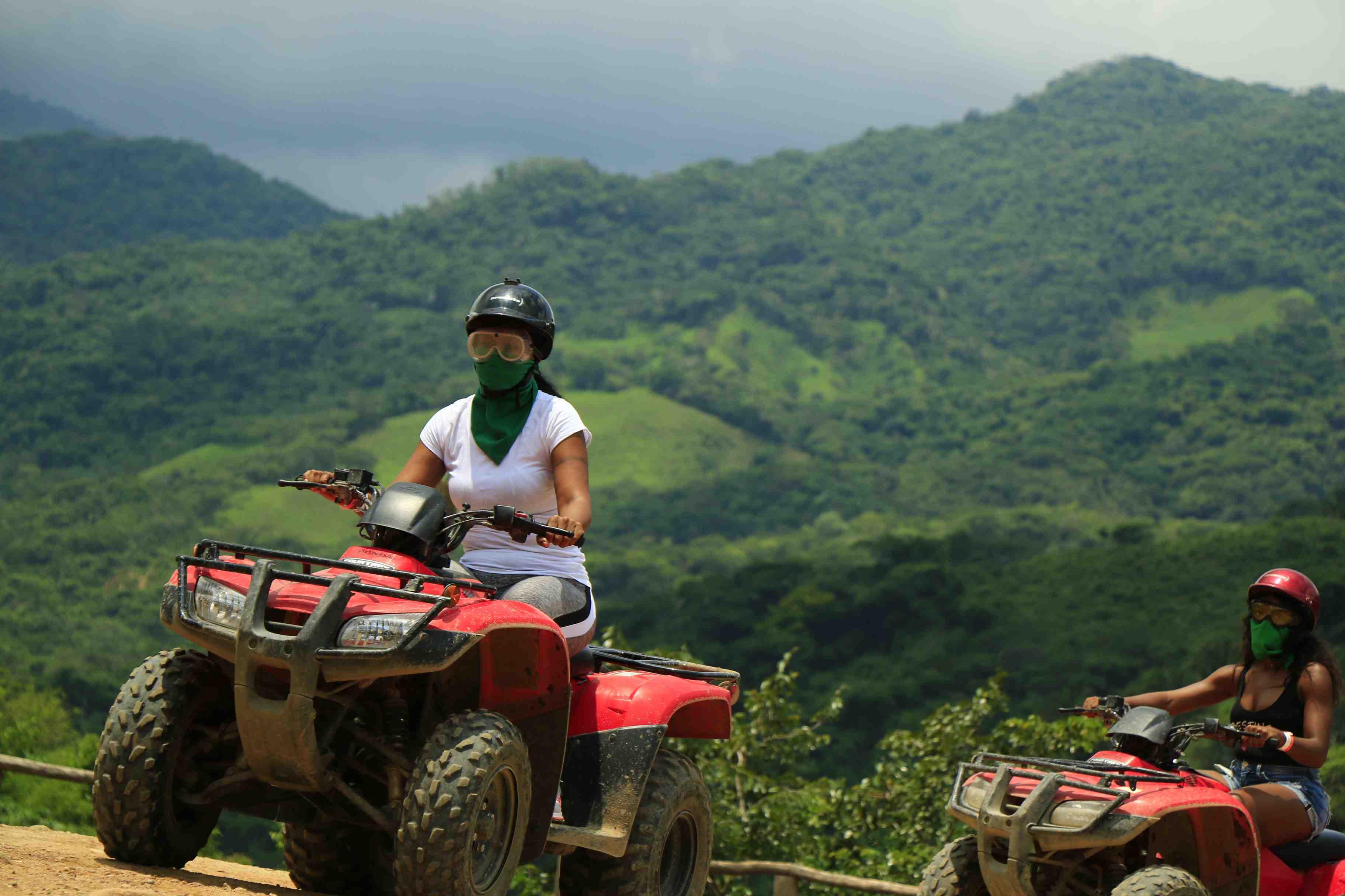 Single Atv - River Route - Last Minute Tours in Puerto Vallarta