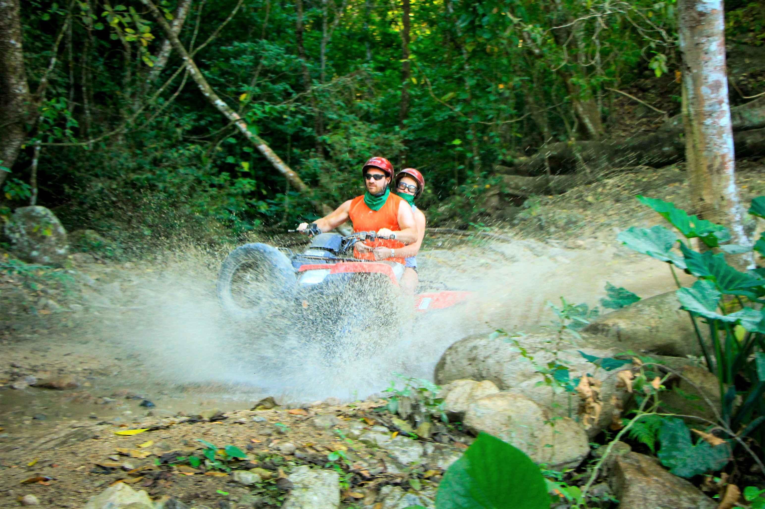 Double Atv - River Route - Last Minute Tours in Puerto Vallarta
