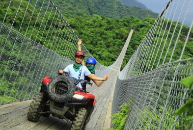 Double Atv - Jorullo Bridge - Last Minute Tours in Puerto Vallarta