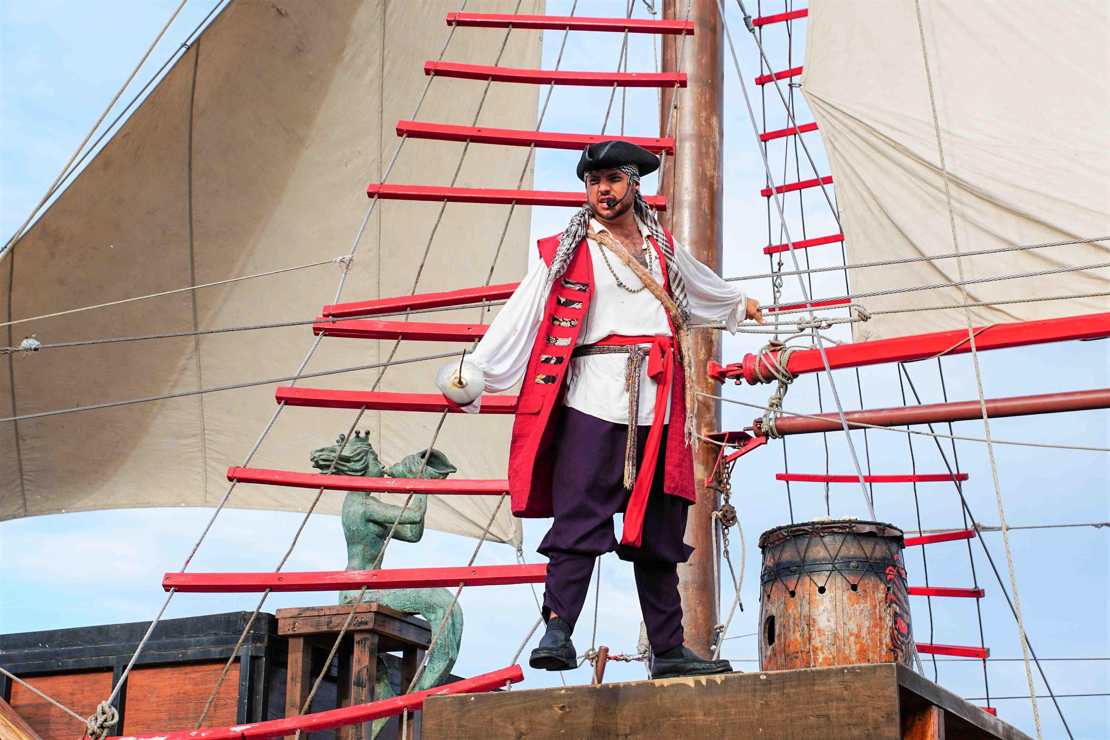 Pirate Experience In Majahuitas Island  - Last Minute Tours in Puerto Vallarta