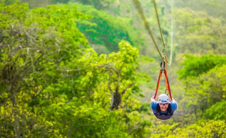Extreme Zip Line Adventure - Last Minute Tours in Puerto Vallarta