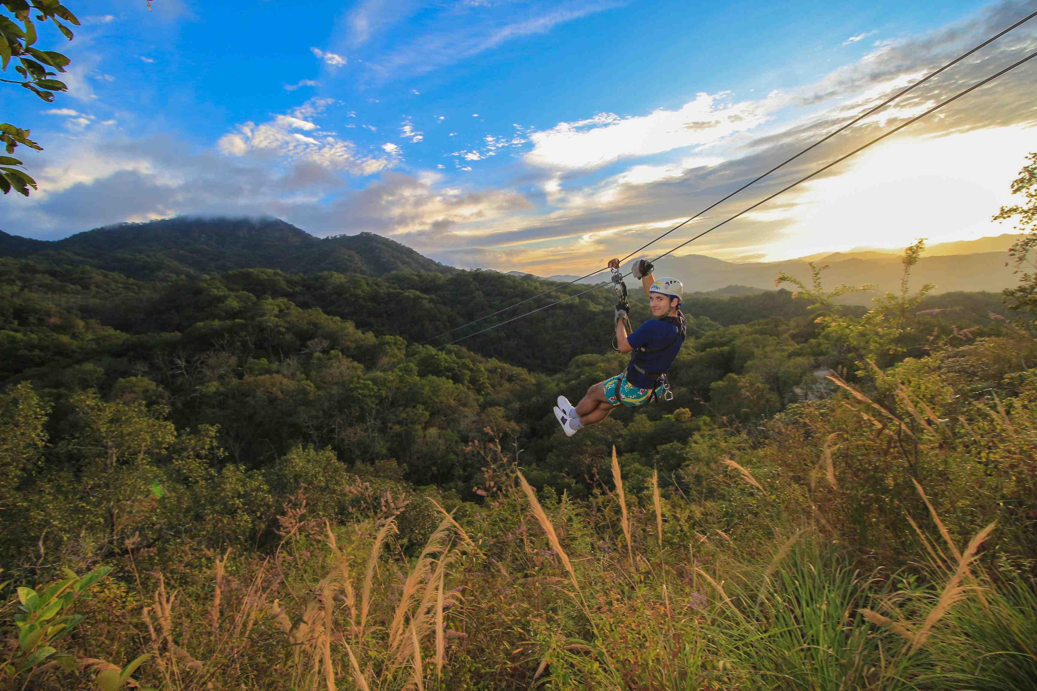 Outdoor Zip Line Adventure - Last Minute Tours in Puerto Vallarta
