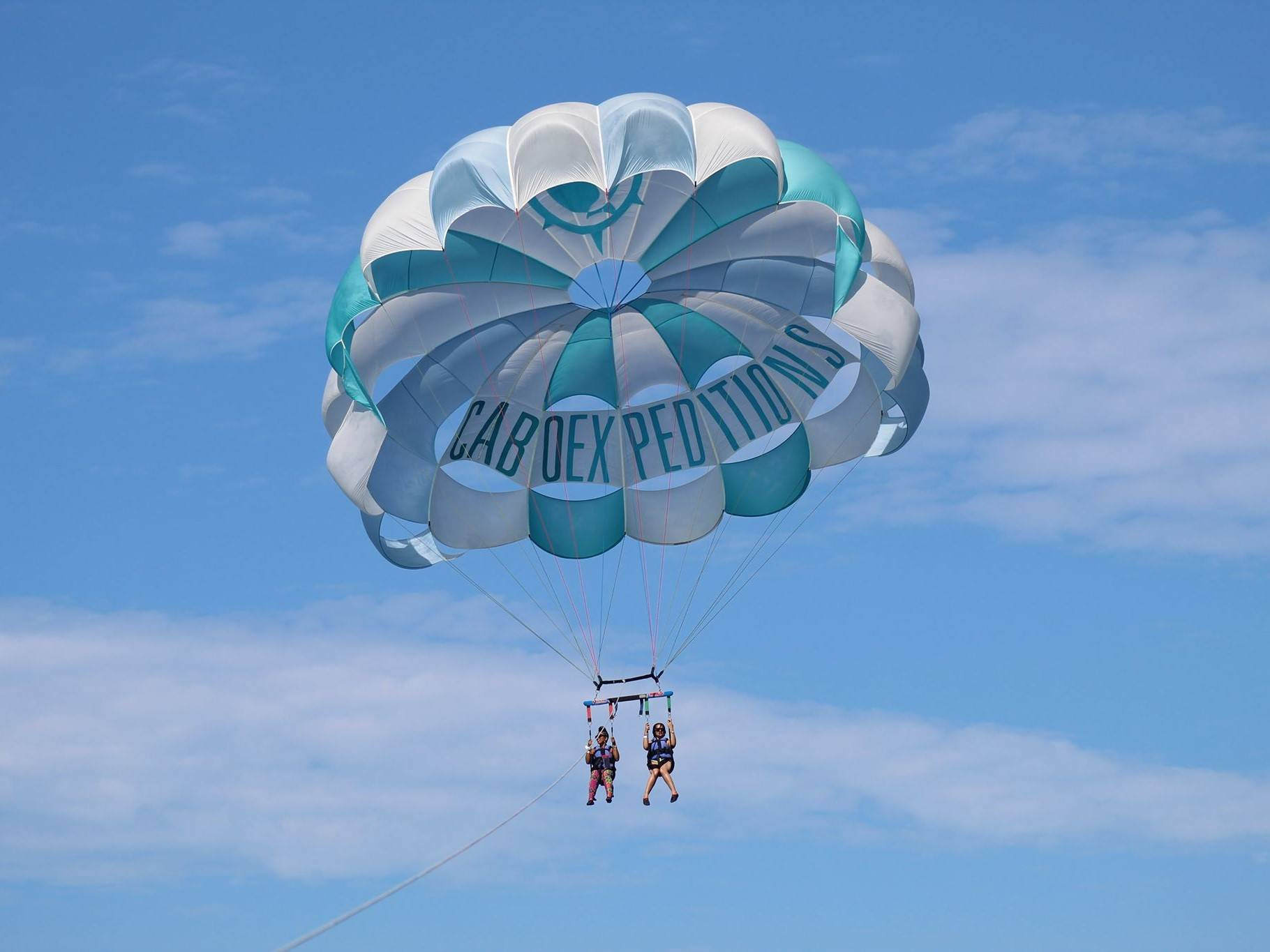 Parasailing Double - Last Minute Tours in Los Cabos
