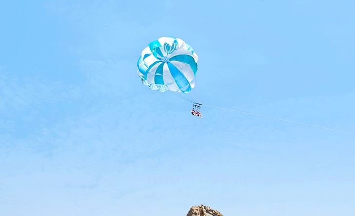 Parasailing Single  - Last Minute Tours in Los Cabos