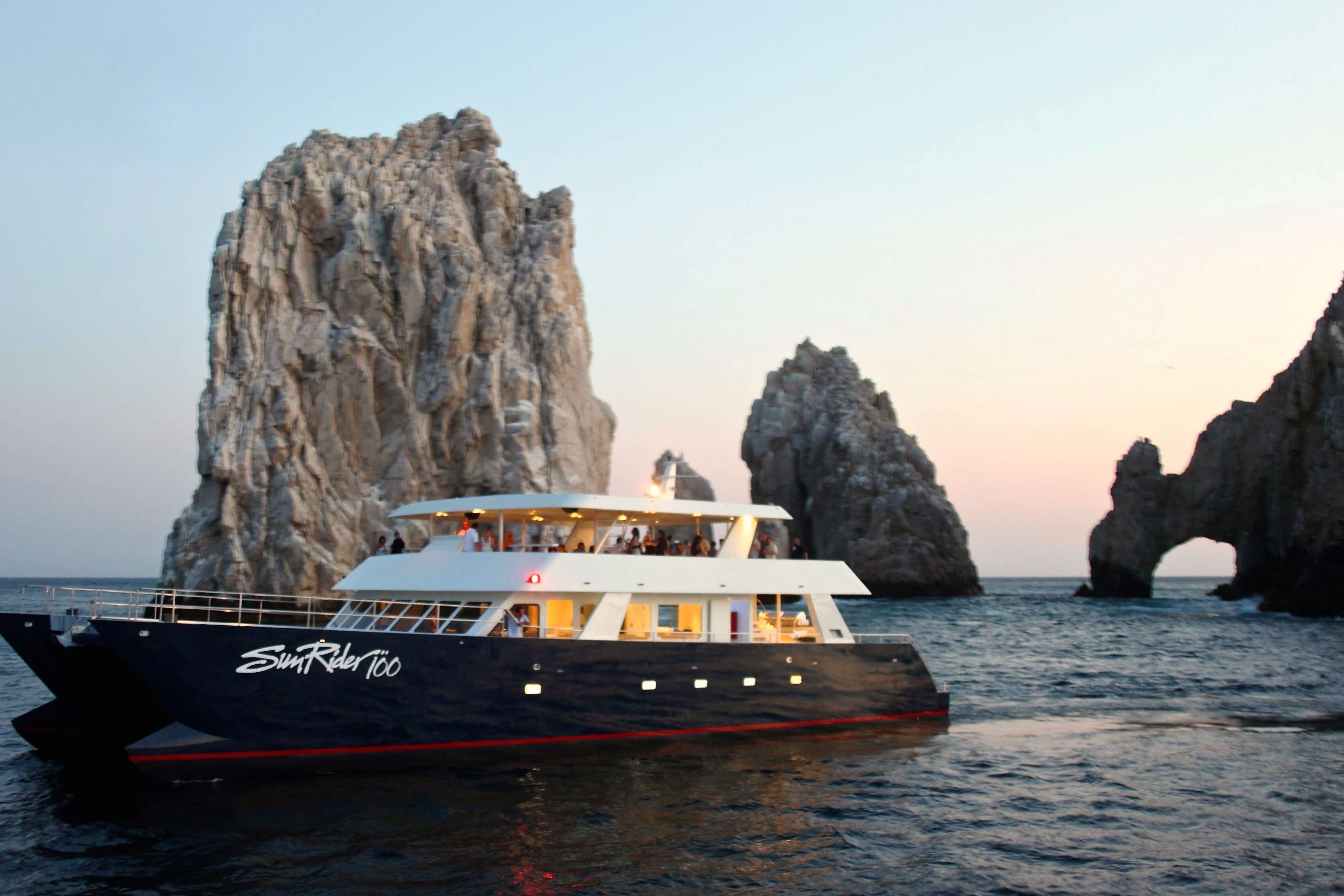 Sunset Cruising Restaurant - Last Minute Tours in Los Cabos