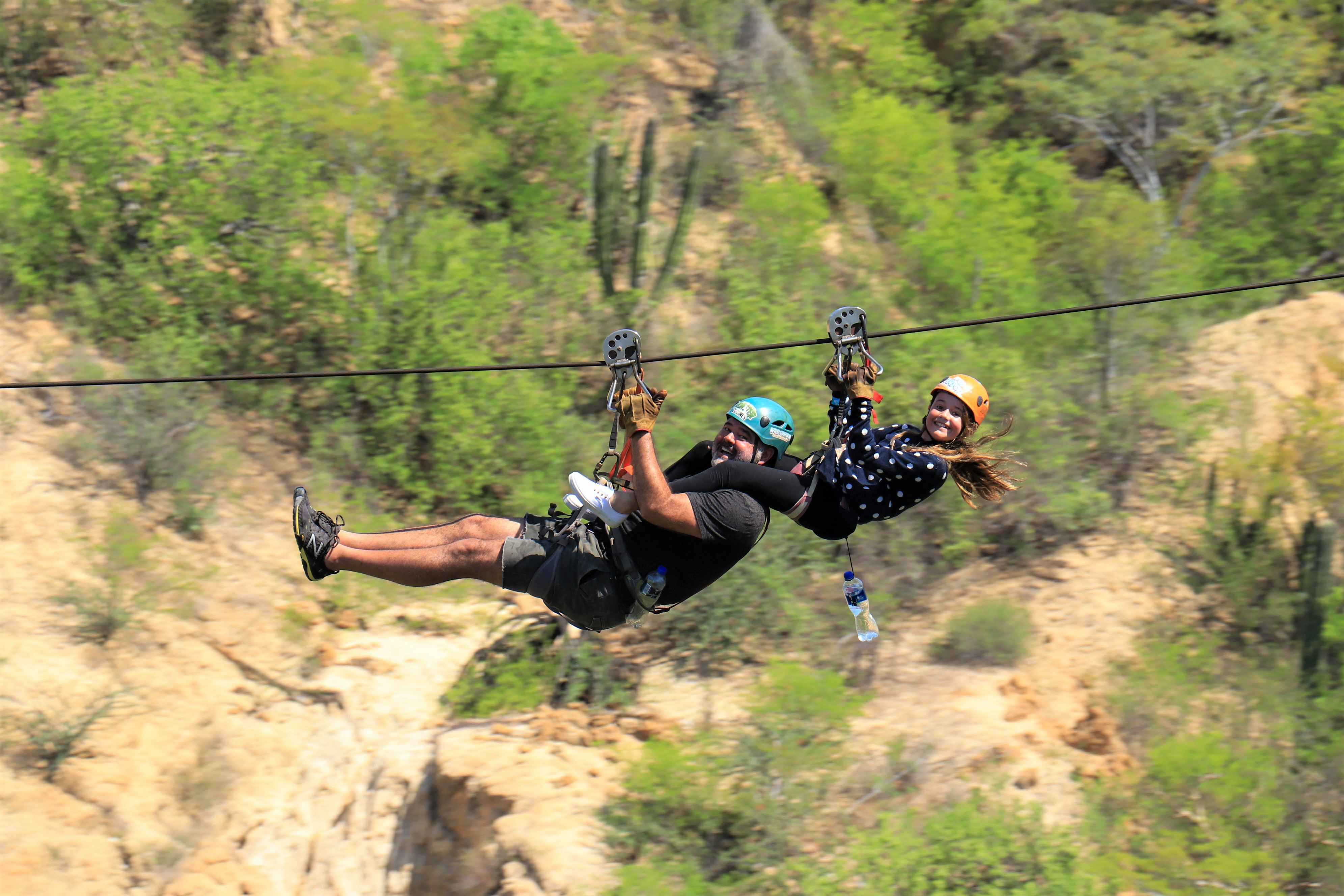 Zip Lines Canopy Adventure - Last Minute Tours in Los Cabos