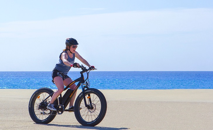 Electric Bike Beach Adventure - Last Minute Tours in Los Cabos