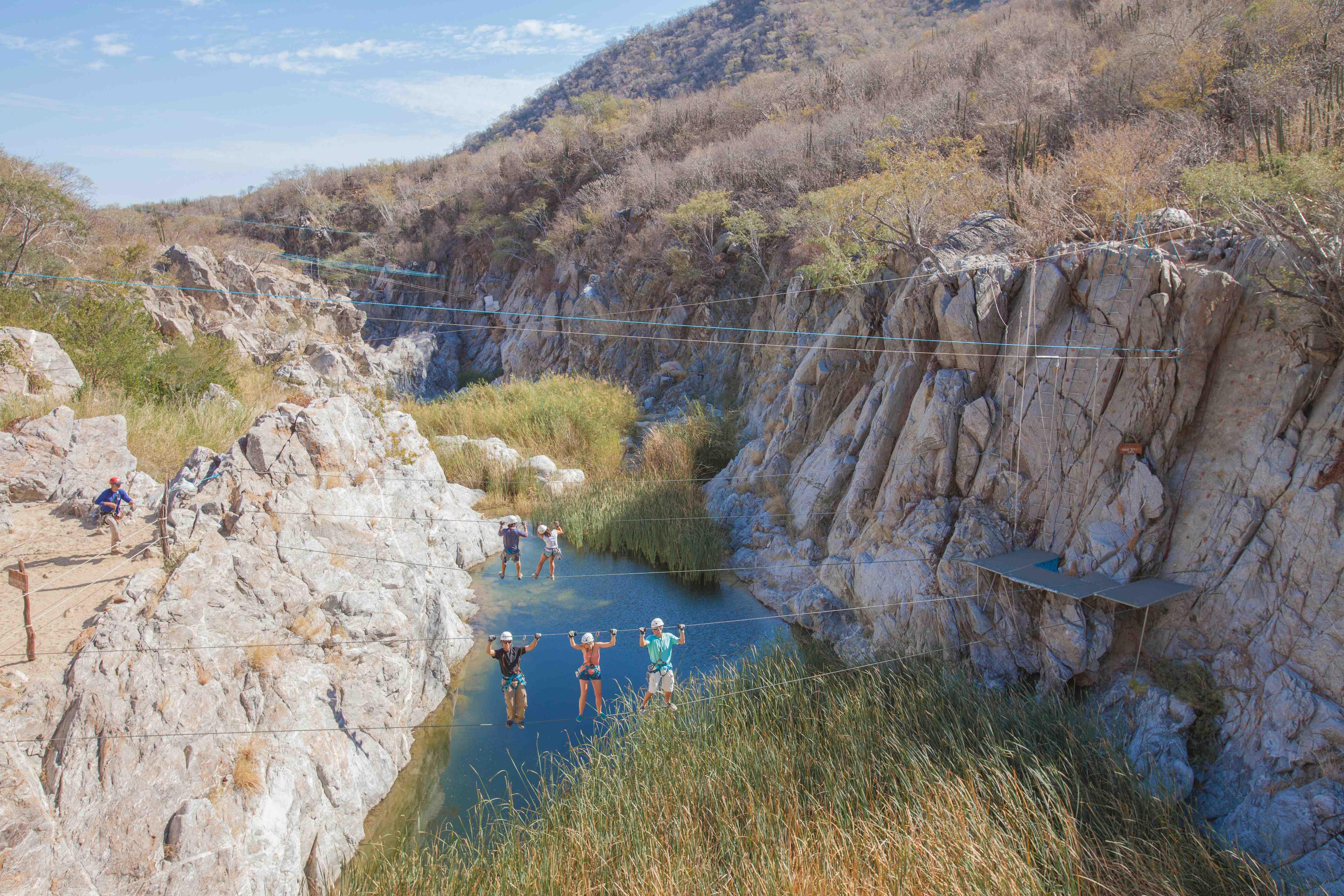 Outdoor Zip Line Adventure Tour - Last Minute Tours in Los Cabos