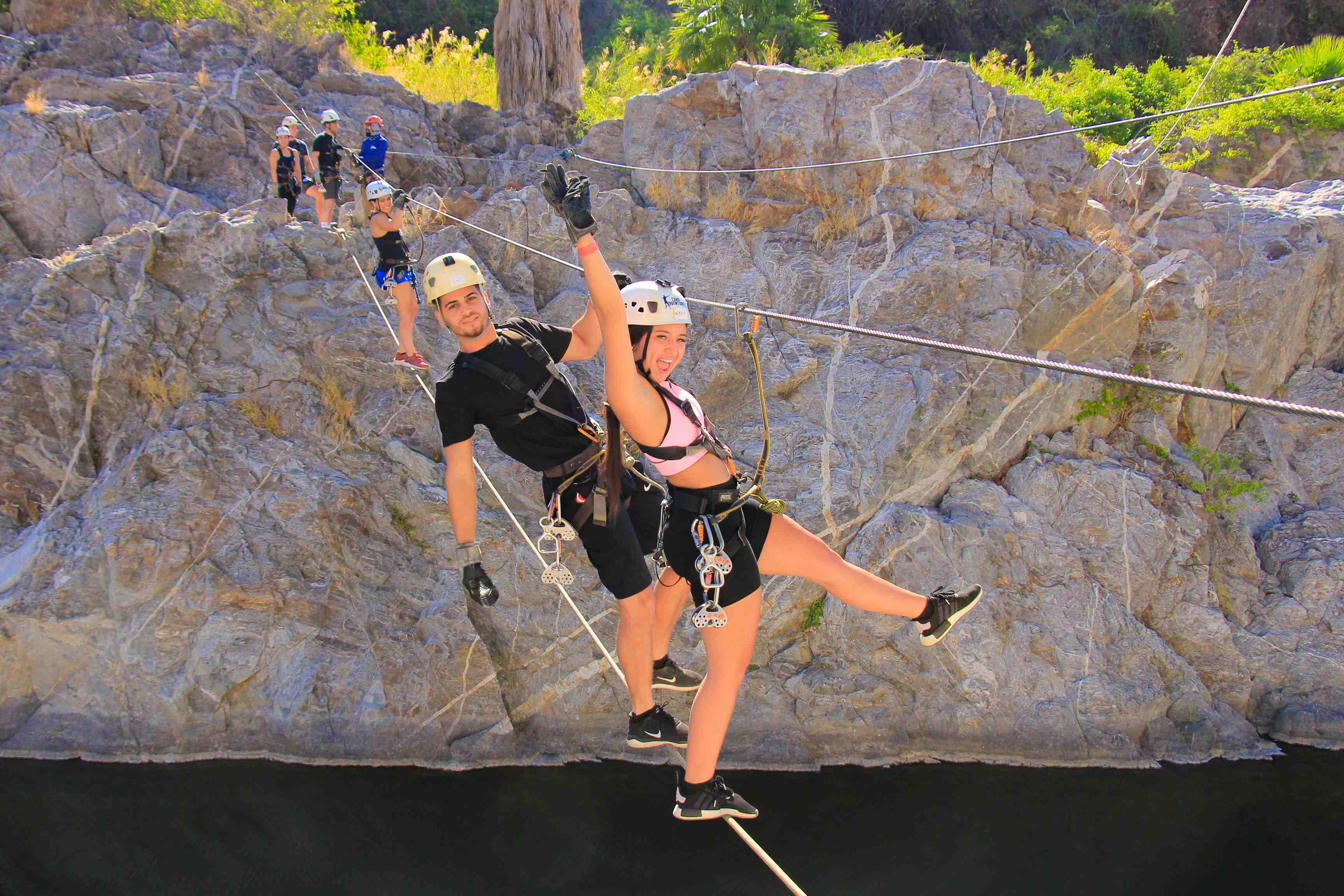 Outdoor Adventure Zip Lines - Last Minute Tours in Los Cabos