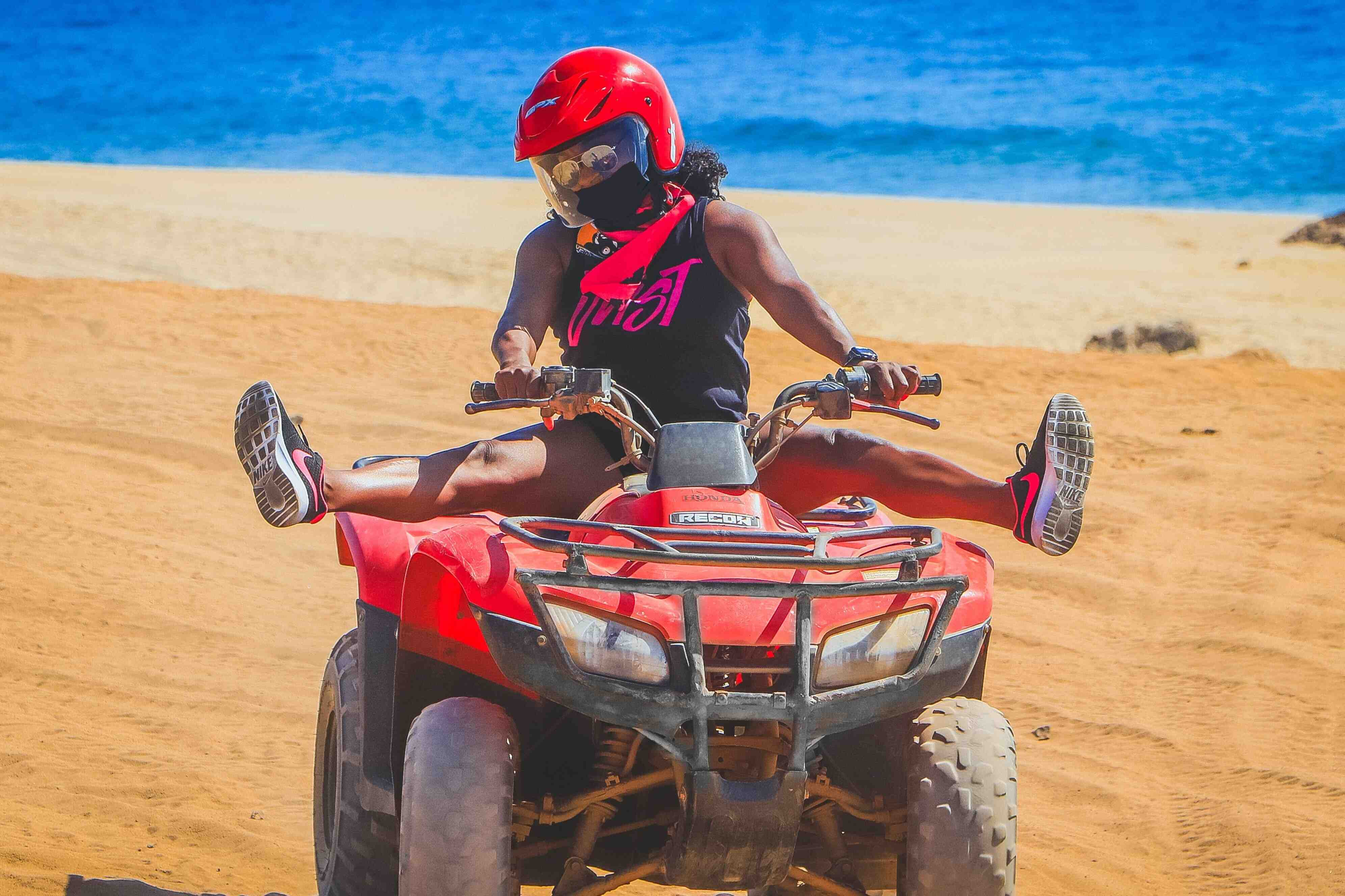 Migriño Single Atv Tour - Last Minute Tours in Los Cabos