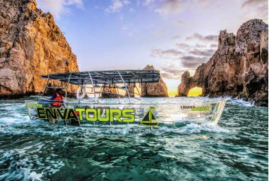 Clear Boat Ride In Cabo - Los Cabos sightseeing and activities