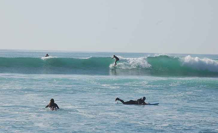 Surfing Costa Azul - Last Minute Tours in Los Cabos