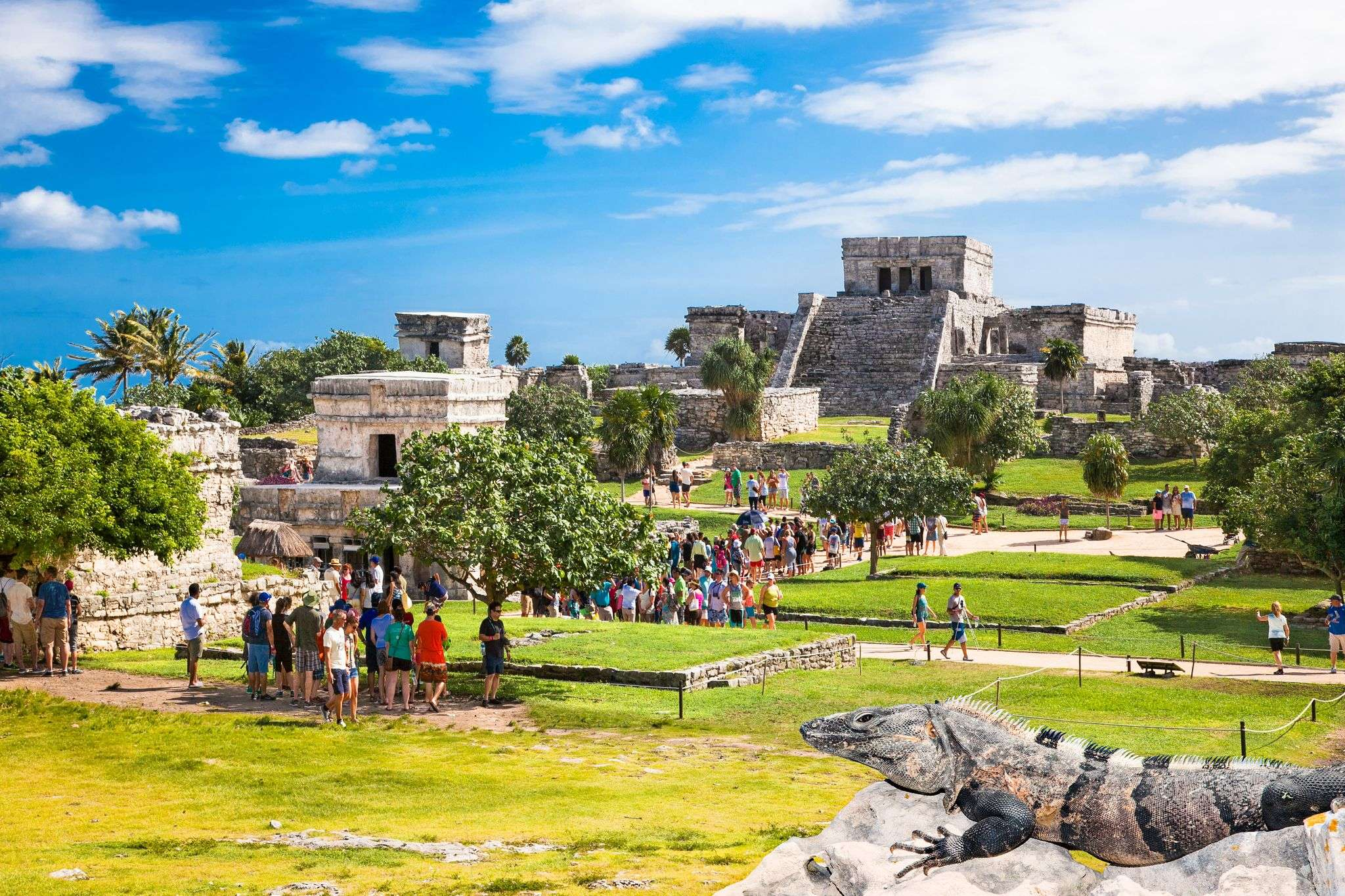 México Travel Solutions Tulum Half Day - Cun