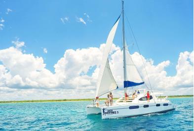 Tours in Cancún and Riviera Maya Luxury Sailing In Riviera Maya