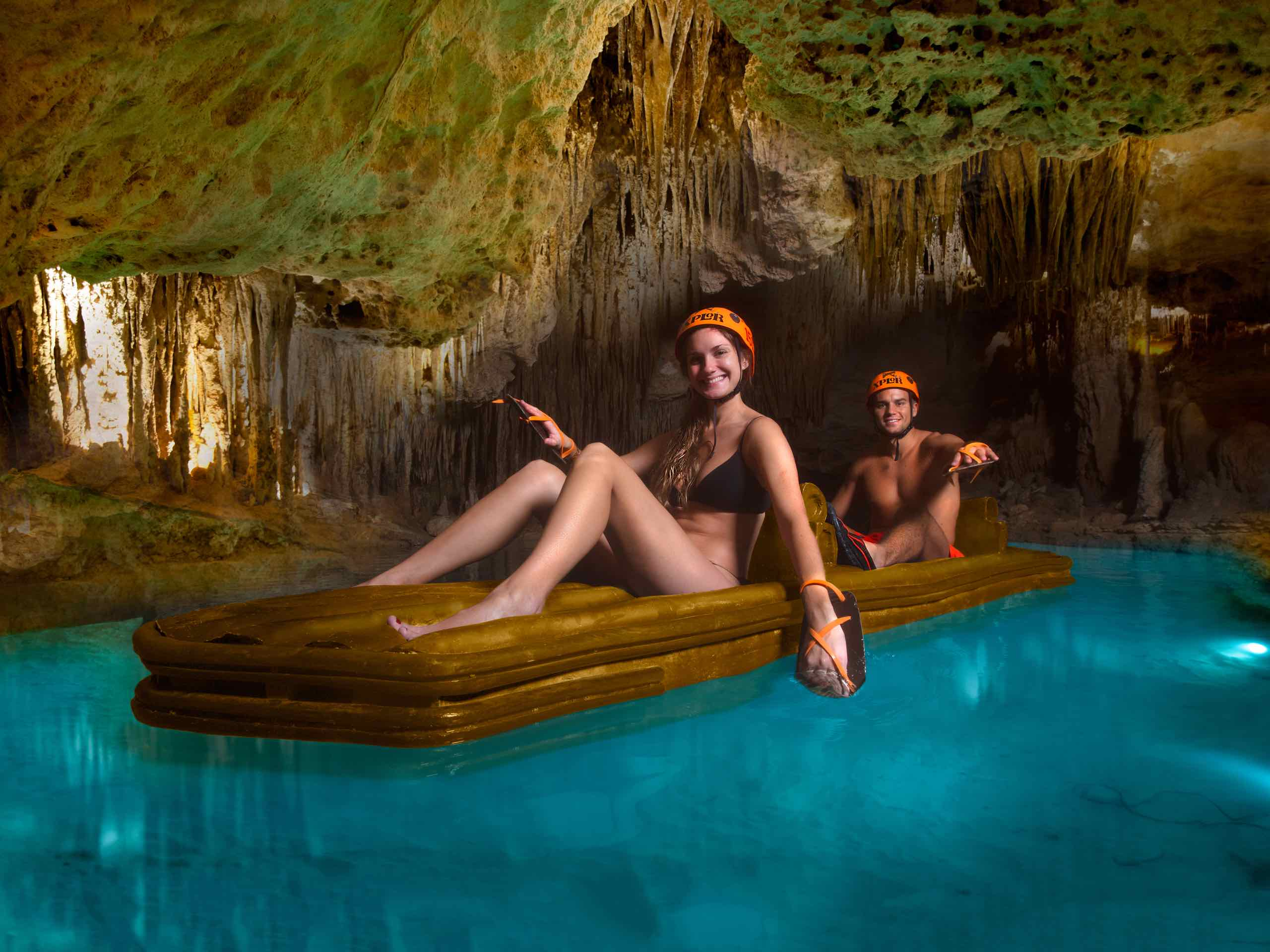Tour Xplor Fuego - Last Minute Tours in Cancún and Riviera Maya