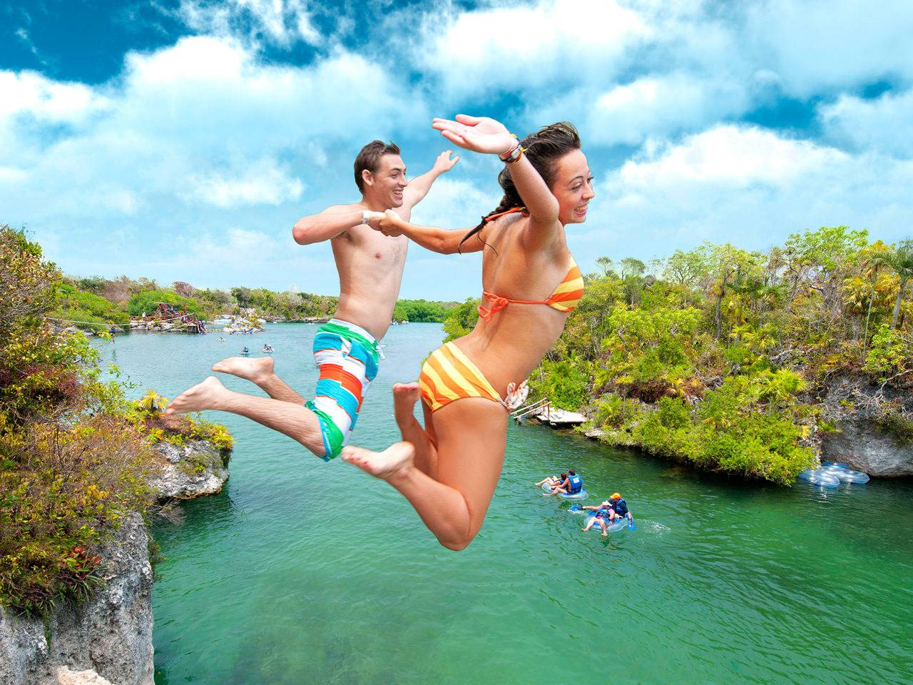 México Travel Solutions Admission To Xel-ha