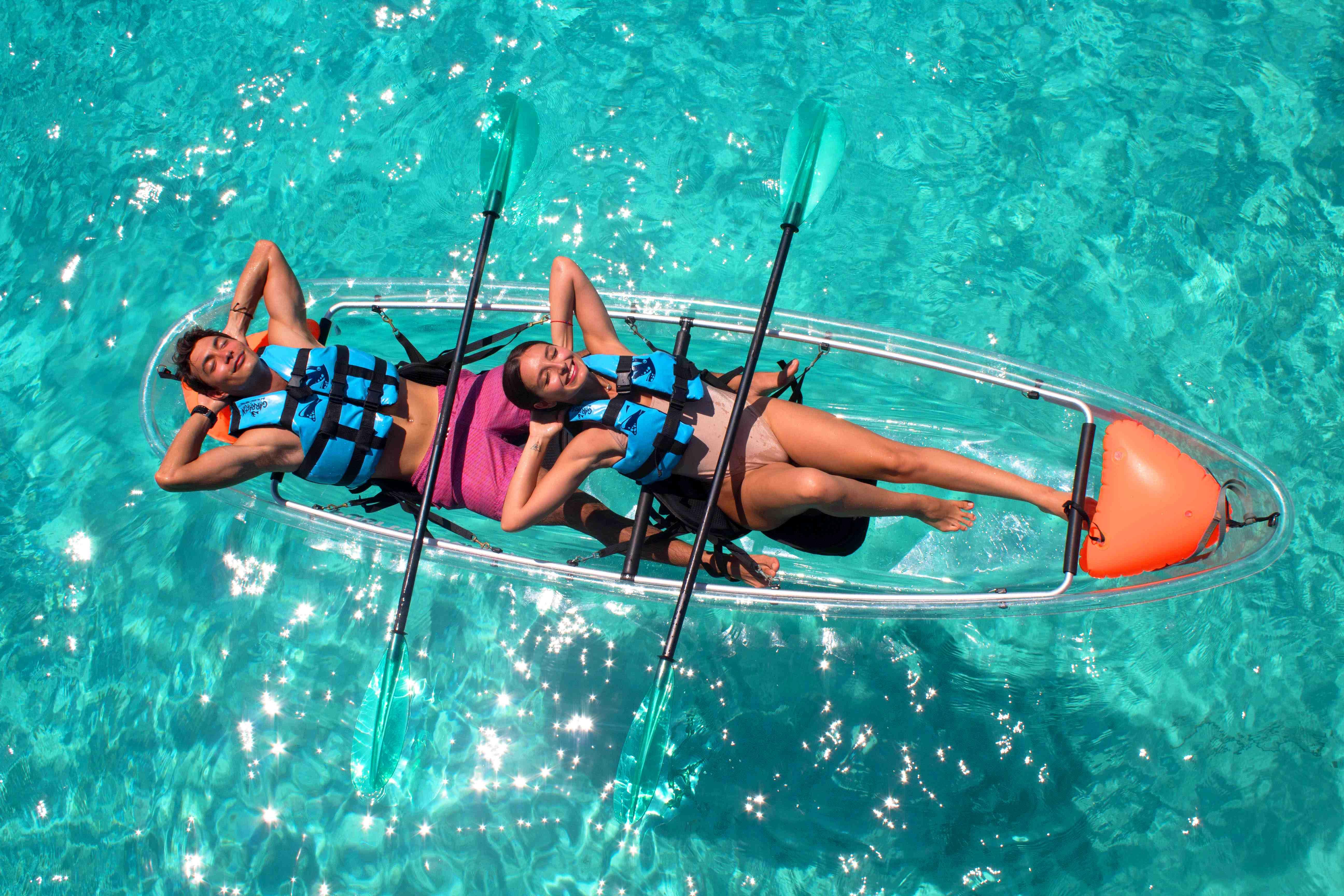 Royal Garrafon Basic - Last Minute Tours in Cancún and Riviera Maya