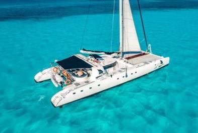 Tours in Cancún and Riviera Maya Isla Mujeres Catamaran Premium