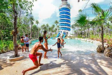 Tours in Cancún and Riviera Maya Tour Xelha Todo Incluido