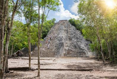 Tours in Cancún and Riviera Maya Coba And Turtle Adventure Tour