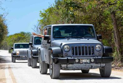 Tours in Cancún and Riviera Maya Cozumel Adventure By Jeep