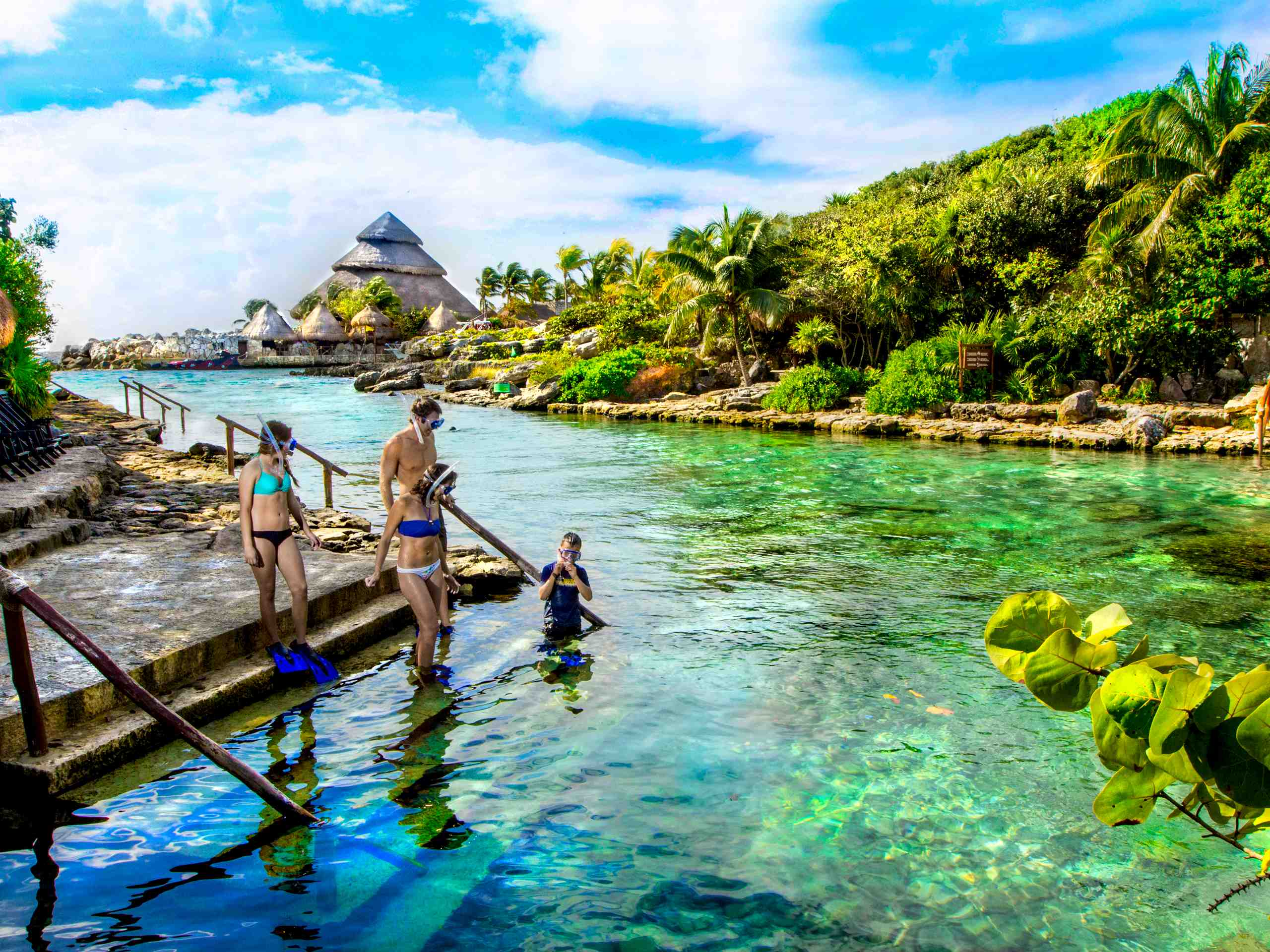 México Travel Solutions Admission To Xcaret Basic